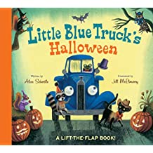 Little Blue Truck's Halloween (English Edition)