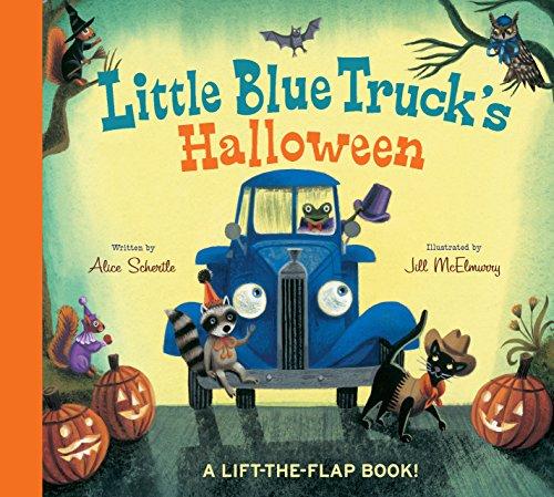 Little Blue Truck's Halloween (English Edition)