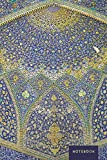 Notebook: Lined Journal | Colorful Mosaic Mosque | Iran