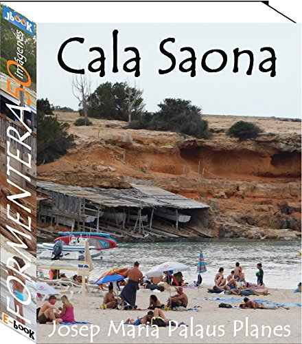 ¡Bienvenido al paraíso! Recopilación de fotografías de Cala Saona en Formentera (Islas Baleares).Álbum de 50 imágenes.© JMP