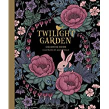 Twilight Garden Coloring Book (Gsp- Trade)