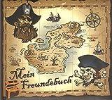 Mein Freundebuch: Piraten