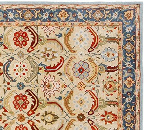 Beige Persische Wolle Teppich (New 5X 8Persisch beige handgefertigt Traditionelle Persische Orient Teppich & Teppich)