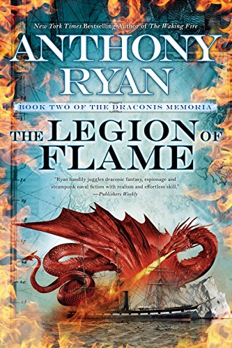 The Legion of Flame (Draconis Memoria) por Anthony Ryan