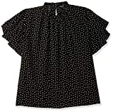 Krave Women's Polka dot Regular fit Top