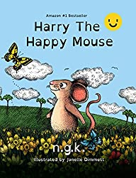 Harry The Happy Mouse -Dyslexia Friendly Version (English Edition)