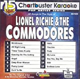 Karaoke: Lionel Richie & Commodores 15 Song Prof