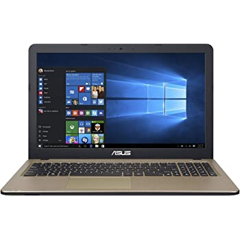 Asus Vivobook X540MA-GQ024T 15.6-inch Laptop (Intel Celeron N4000/4GB/500GB/Windows 10/Integrated Graphics), Chocolate Black