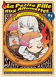 La Petite Fille aux Allumettes, tome 4 par Suzuki