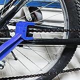 Cepillo Limpia Cadena de Bicicleta o Moto, Desengrasar Cadenas, Herramienta Multiusos, Electrónica Rey