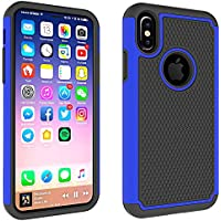Cocoparis iPhone X Kit Custodia Impermeabile con 3 Lenti Cellulari