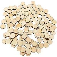 Deailles Shine 100 St/ücke Zahnr/äder Holz Verzierung,Holzscheiben Naturholzscheiben Streudeko Tischdeko f/ür DIY Basteln Handwerk Weihnachten Hochzeit Geburtztag