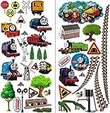 Die besten Freund für Jungen - Thomas the Tank Engine und Freunde Wand Sticker Bewertungen