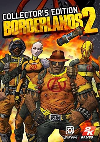 Borderlands 2 - Collector's Edition Content DLC [PC Steam