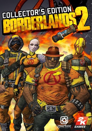 Borderlands 2 Collector's Edition Content DLC