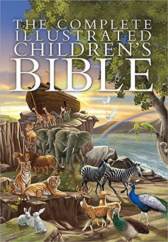 The Complete Illustrated Children's Bible (The Complete Illustrated Children's Bible Library) por Janice Emmerson