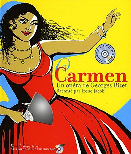 Carmen par Georges Bizet