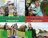 MORD MIT AUSSICHT Staffel 1 Box und Staffel 2 Box im Set 8 DVDs -