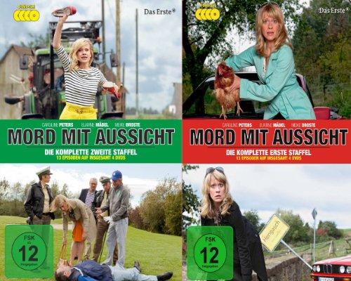 Staffel 1+2 Set (8 DVDs)
