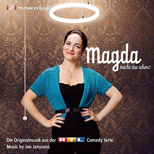 Jan Janssons - Magda macht das schon! (Die Originalmusik aus der RTL Comedy-Serie)