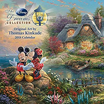 The Disney Dreams Collection 2018 Calendar