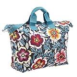 Reisenthel Reise-Henkeltasche Duobag L Flower Mehrfarbig 4012013574023