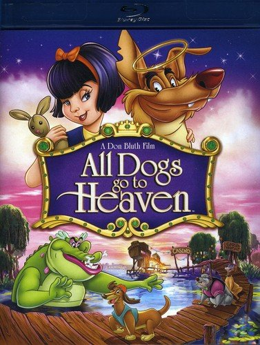 All Dogs Go To Heaven [Edizione: Stati Uniti] [USA] [Blu-ray] 618Ow99P0SL