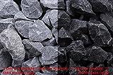 50 Säcke a´20 Kg, Basaltsplitt 16-32mm, Edelsplitt - gebrochen (9879001206)