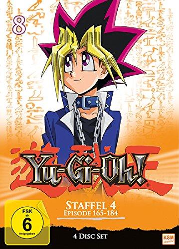 Yu-Gi-Oh! - Staffel 4.2 (Episode 165-184) [4 DVDs]