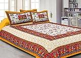 Jaipuri haat Traditional Print Cotton Do...