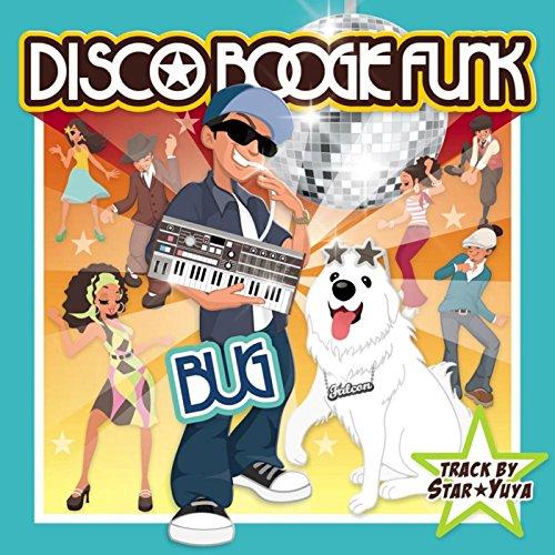 Disco Boogie Funk (Original Karaoke)