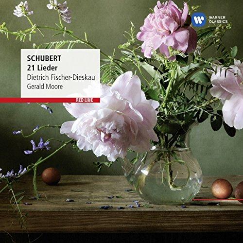 Schubert : 21 Lieder