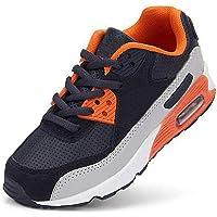 Daclay Enfants Chaussures Garçons Filles Sneakers Running Sneaker Exterieur pour Unisexe