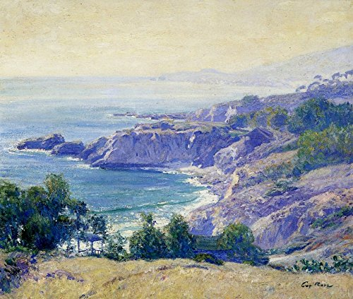 Das Museum Outlet-Laguna Coast, gespannte Leinwand Galerie verpackt. 29,7x 41,9cm - Laguna-schlafzimmer-möbel