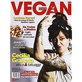 Vegan Italy (2016): 13