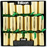 6 Balloon Modelling Christmas Crackers