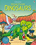 Sticker Puzzle Dinosaurs (Sticker Puzzles)