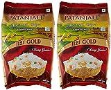#5: Patanjali Basmati Rice Gold 1kg (Pack of 2)