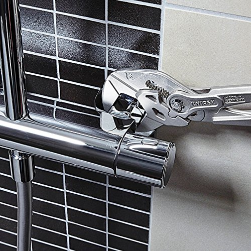 Knipex Zangenschlüssel – Greifzange und Schraubenschlüssel, 250 mm, Greifweite bis 46 mm - 4