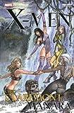 X-Men: Frauen auf der Flucht, Band 3: X-Men by Milo Manara