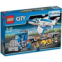 LEGO City Space Port 60079 - Trasportatore di Jet