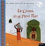Un conte populaire du Maghreb - La Cigale et le Petit Rat (avec un CD)