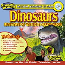 Dinosaurs: Lifestyles of the Big & Carnivorous (Jewel Case)