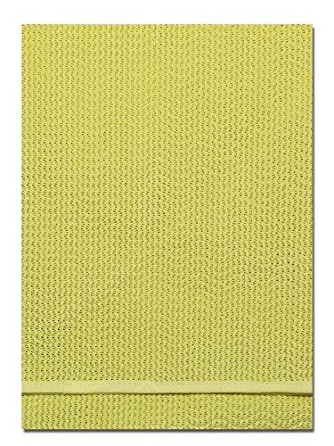 Friedola 04213 Gartentischdecke Milano Hellgrün Oval 180x130cm (I1/23)
