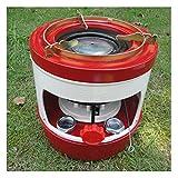 Advanced extérieur pique-nique à charbon kérosène Poêle à pétrole Réchaud de camping portable pour pique-nique