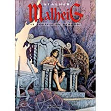 Malheig, tome 2 : Le Souffle du dragon