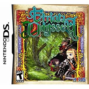 Etrian Odyssey (Nintendo DS)