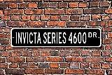 Best Films britanniques - Aersing Invicta Série 4600Invicta Série 4600Cadeau Invicta Série Review