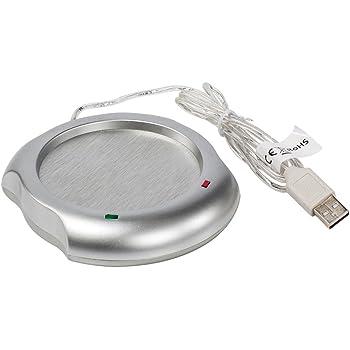 Calentador Taza USB Pc Portátil Calienta-Tazas