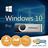 MS Microsoft Windows 10 Pro Original 1PC + Installationsdaten-USB-Stick 64-Bit